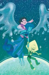 Steven Universe Issue 6 (A) Cover by missypena