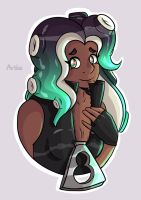 More Marina by LauraArtiss