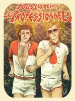 the professionals: Karel Mrtvy and Frantisek Luca by belicosa