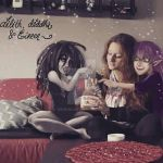 Original characters and me ) by Diddha