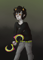 What's up Karkat by Tsirpx3