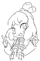 Isabelle by Dragoncircle