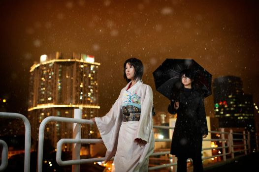 Knk: Shared Moment by xrysx