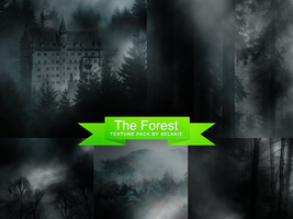 The Forest - Texture Pack by selkkie