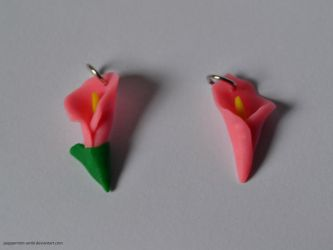 Polymer Tulips by peppermint-ambi