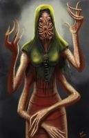 Sister Cercosis by Ammonite-Amy