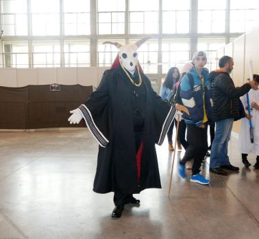 Take my hand and go with me, Elias Ainsworth by Soulren