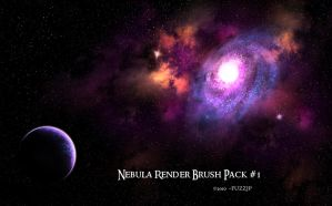 Hi-Res Nebula Brushes by fuzzjp