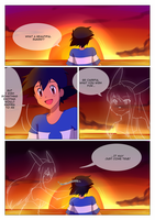 Luna's Awakening Page 1 By Trainerashandred35 by Fire-Fox-25