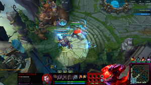 League of Legends Overlay: Jayce by MirajaneTV