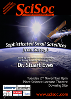 Stuart Eves Talk Poster by nunt