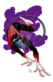 Nightcrawler by TheAdrianNelson