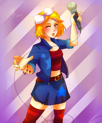 Kagamine Rin by Chyche
