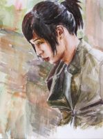 Park Yoo Chun in The Rooftop Prince by Greencat85