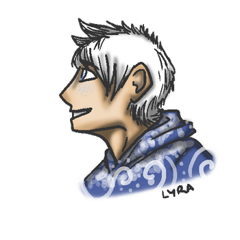 Jack Frost by Valliee