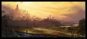 The Imperial City by ReneAigner
