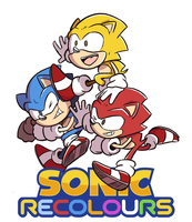 Sonic Recolours by samandfuzzy