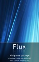 -Flux Wallpaper by Max74