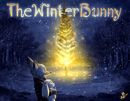 WildeHopps Christmas in GOLD by TheWinterBunny