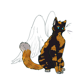 Cassiel by purrcatory