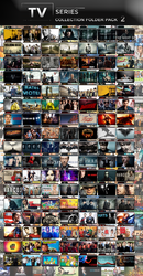 Ultimate Complete TV Series Folder Icon Packs 2 by wchannel96