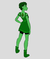 Chrome Diopside by wwizard by TrueFanFiction