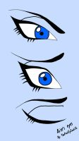 Aise's eyes by ThePrettyJudith