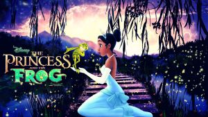 Disney The Princess and the Frog by Dreamvisions86