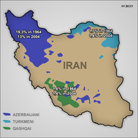 Iran and Turks by AY-Deezy