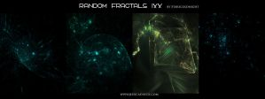 Random fractals IXX by Starscoldnight by StarsColdNight