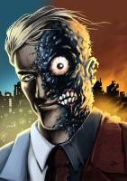 Two-Face by JjAR01