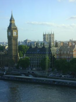 A View of London by Ravynna