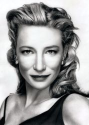 Cate Blanchett by Stanbos