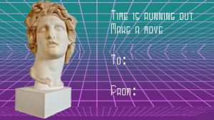 Vaporwave Valentine by aesthetic-loser