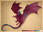 Dragon Auction [CLOSED] by Trioza
