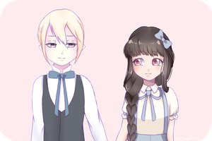 Young love by Yumemin