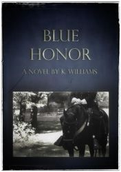 Blue Honor Cover Redo by KWilliamsPhoto