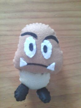 Goomba by mirageant