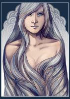 Ice Queen by juuhanna