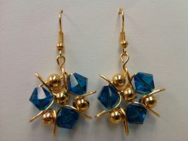 Zora's Sapphire Earrings by meimmo
