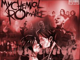 my chemical romance by natula