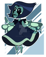 Petrol Blue Lapis AUCTION OPEN by ghostlymoon-adopts