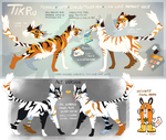 Tikru: The Ultimate Reference Sheet 2016 OLD by Tikrekins