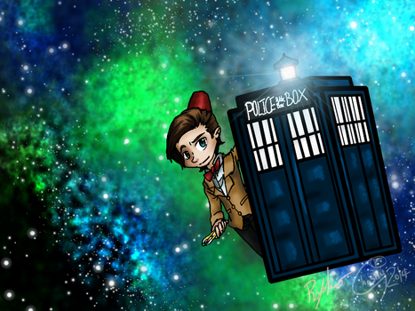 Chrisily 19 8 All Of Time And Space Collab By