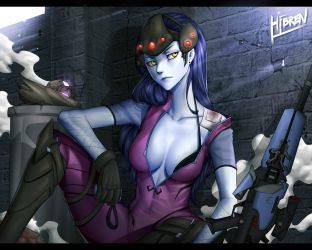 Widowmaker by Hibren
