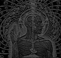Lateralus in ASCII by metatrons