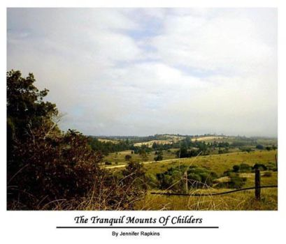 The Tranquil Mounts Of Childer by rapo