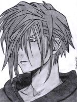 Zexion by Cloudemyx