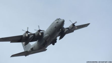 The Mighty Mountain Herc pt2 by Airhogsborne
