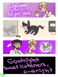 Welcome To Night Vale by gayspacer
